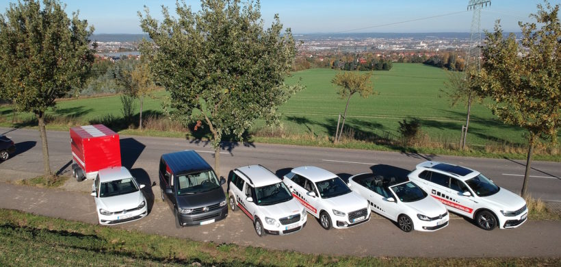 Aktuelle Fahrzeuge im Oktober 2017