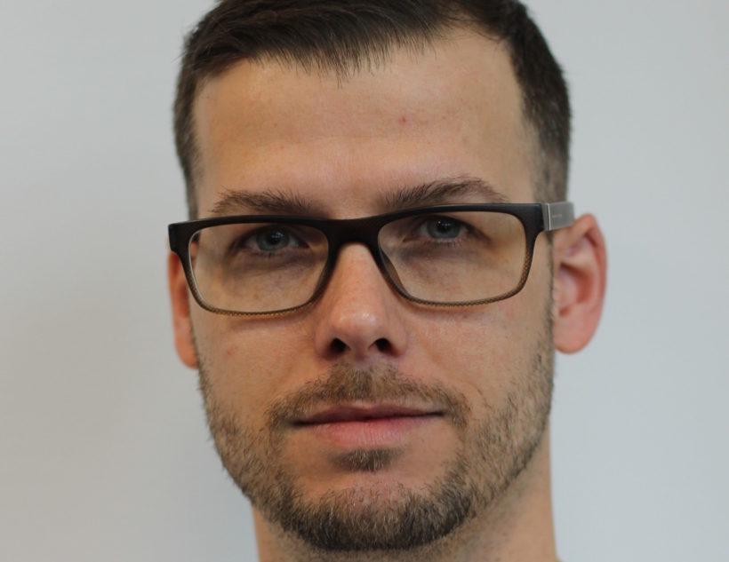 Fahrlehrer Gregor Hofmann