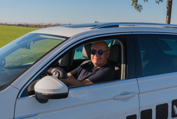 Fahrlehrer Jochen Winker